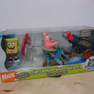 Spongebob Squarepants The Sponge Who Could Fly Episode Playpack