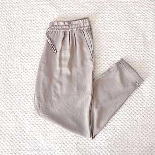 Zara Minimalistic Cigarette Trousers