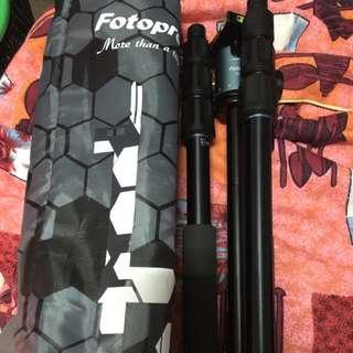 TX-pro 1 全新鋁鎂合金相機腳架附收納袋
