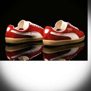 Puma Red Star Us10.5 日本風 麂皮時尚超級好搭
