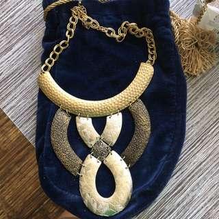 Preloved Tribal Necklace