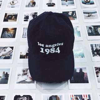 Brandy Melville Los Angeles 1984 cap