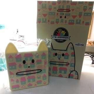 全家宇宙人造型保鮮盒組