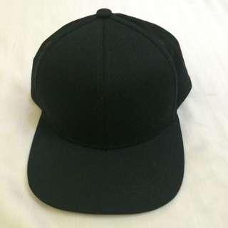 Plain Black H&m SnapBack
