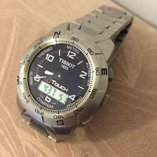 Tissot T Touch Swiss Watch