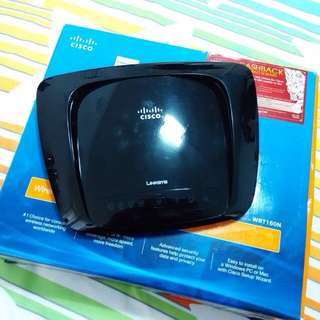 Linksys WRT160N Router
