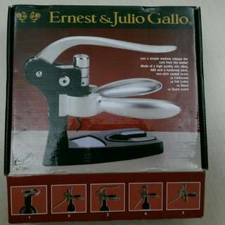 Ernest&Julio Gallo 紅酒開瓶器