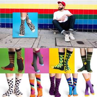 新貨【Happy Socks】