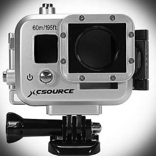 Rent For Gopro Hero 3 3+ 4  New Case Waterpool..60m/195ft