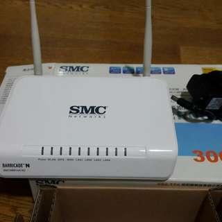 SMC Classic (smcwbr14s-n3) N長距離無線寬頻分享器(降價出清)