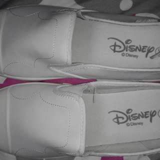 Brand new Disney White Shoes