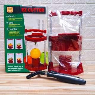 EZ CUTTER 水果切片器 + 鍋霸削皮刀
