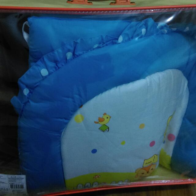 寶寶床墊七件組《全新》