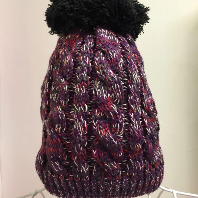 《韓版毛線帽》賠本現貨出清/台製/針織帽/冬季帽子/保暖毛帽/混色毛線帽