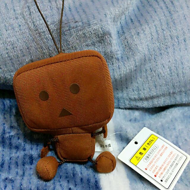 可愛阿楞吊飾娃娃