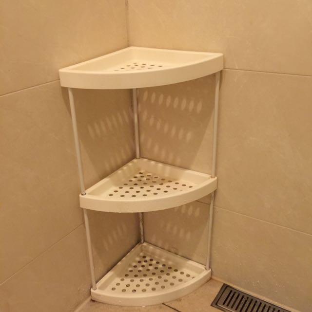 浴室三格置物櫃