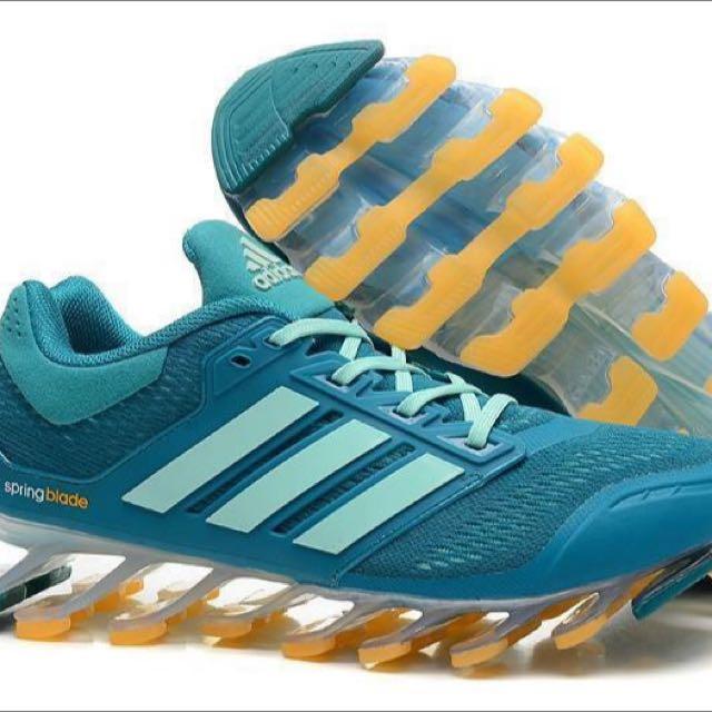 buy popular 5d781 23a28 denmark adidas springblade drive blue kit 789dc becf6