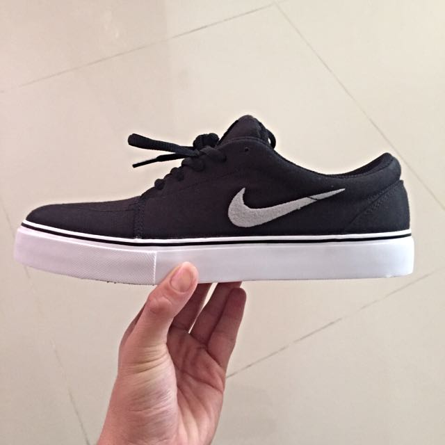 Nego Till Let Go) BNIB Authentic WMNS Nike SB Satire Canvas 6437ce957
