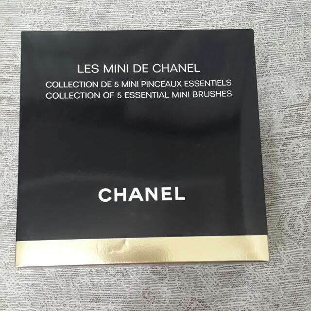 Chanel耶誕精巧刷具組合