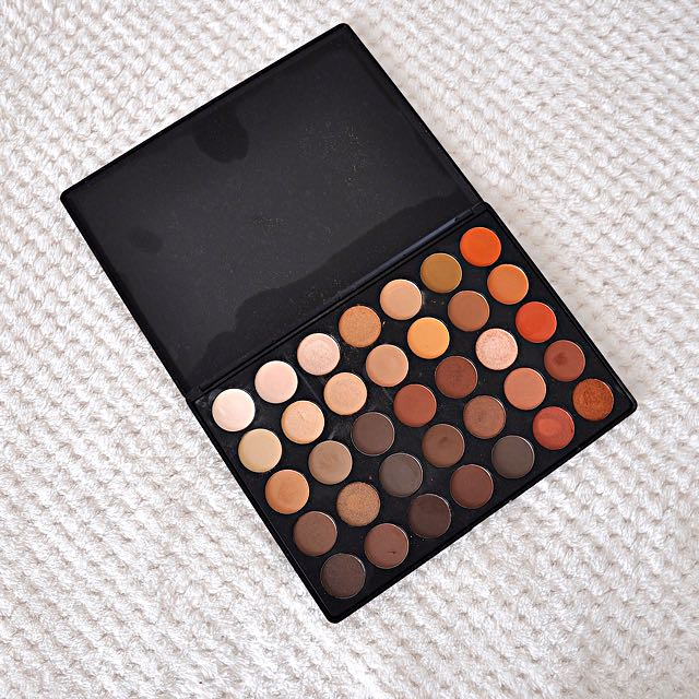 Highly Coveted Morphe 350 Palette