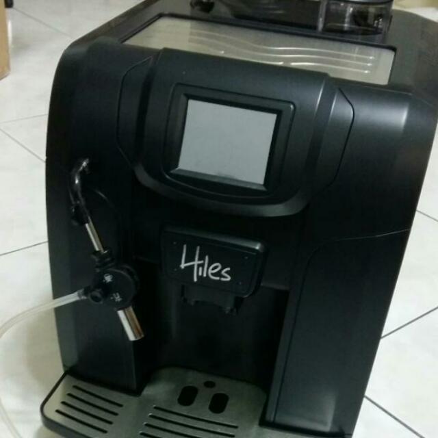全新Hiles全自動咖啡機 大特價中