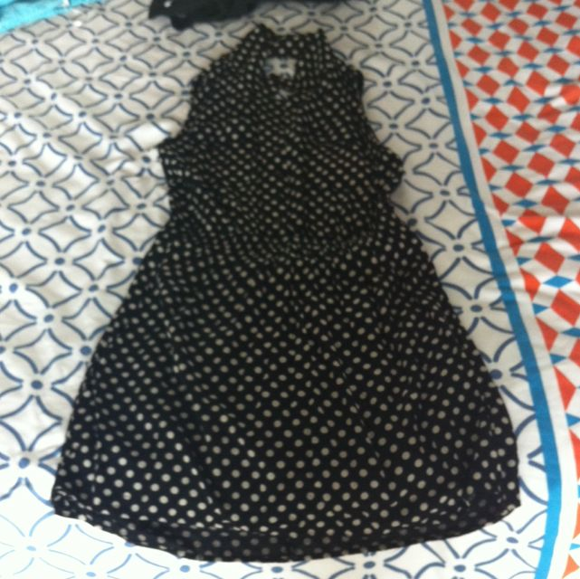 Jay Jays Polker Dot Dress (Size 10)