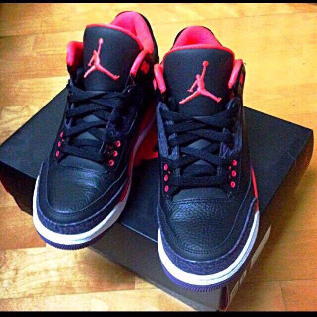 Jordan 3代 Us9