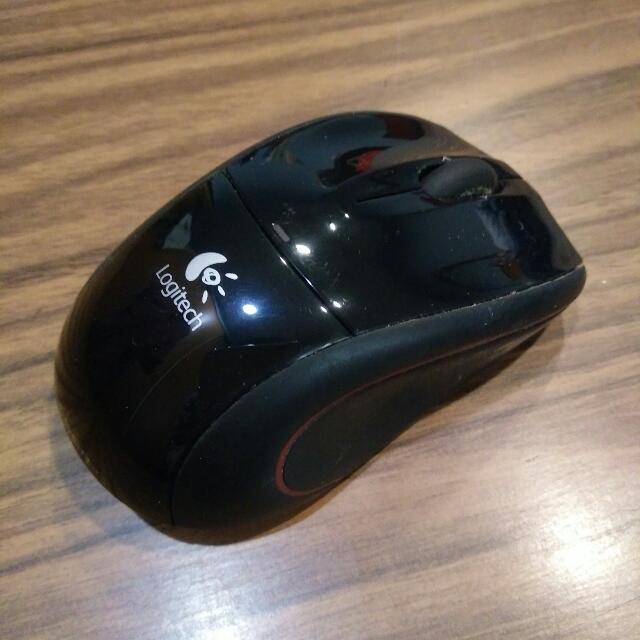 羅技M505無線滑鼠