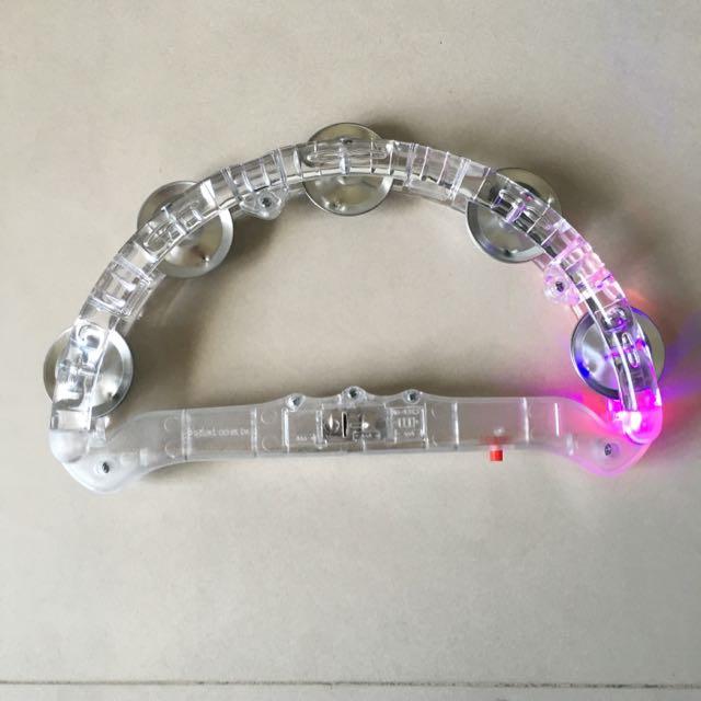 【party神器】LED閃光搖鈴