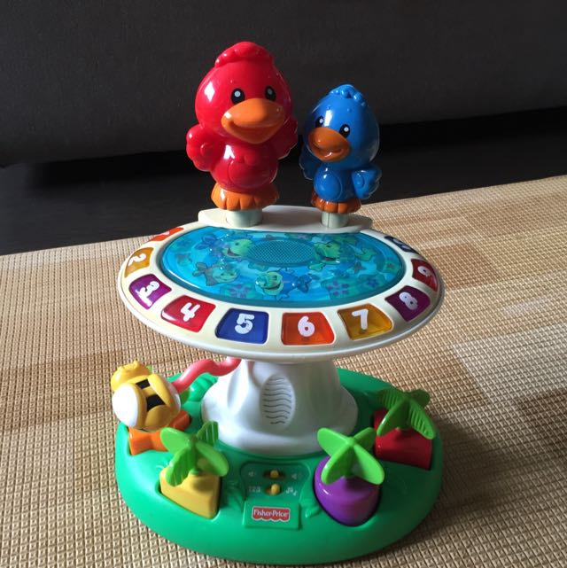 Preloved Fisher-Price Educational Toy