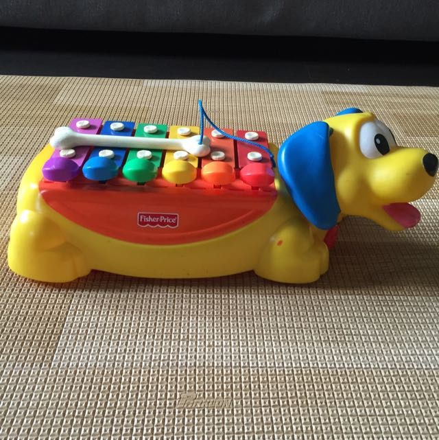 Preloved Fisher-Price Xylophone Toy