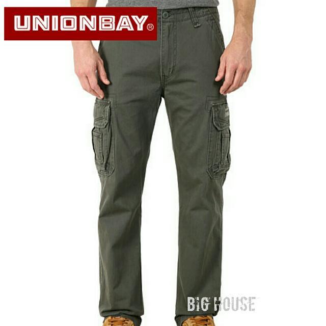 (現貨剩迷彩)UNIONBAY Survivor Cargo Pant