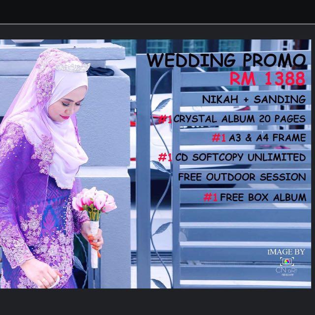 Wedding / Event / Photoshoot