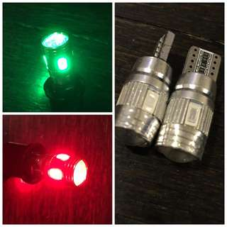*INSTOCK - Ultra Bright T10 Cree LED Bulb
