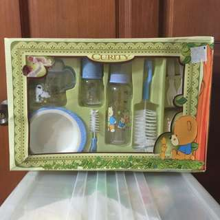 Curity Baby Bottle Set
