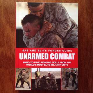 Unarmed Combat Guide, Martin J. Dougherty