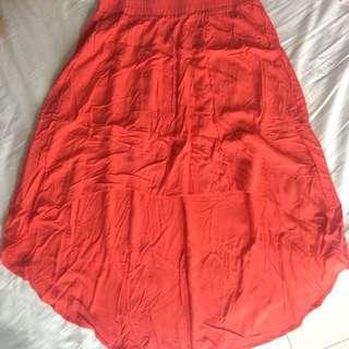 CottonOn Fishtail Skirt