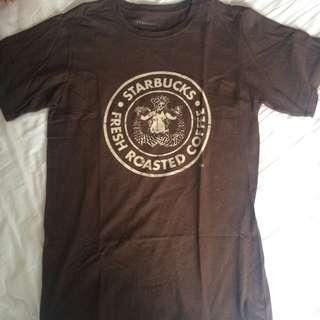 Authentic Starbucks Shirt