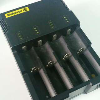 Nitecore INTELLI CHARGER
