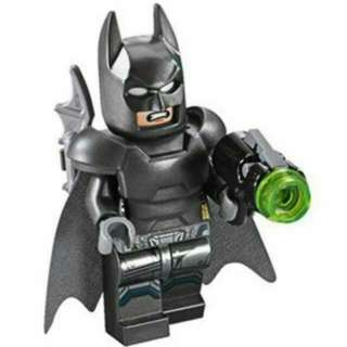 Lego Armored Batman with Weapons - Minifigure