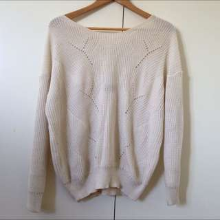 Pure Hype Knit Jumper