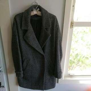 NEW Grey Trench Coat