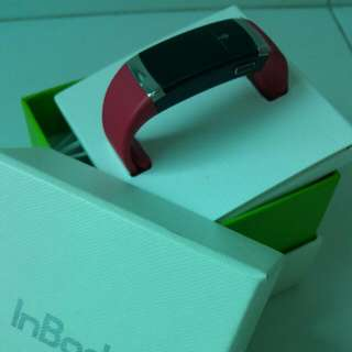 InBody Fitness Tracker