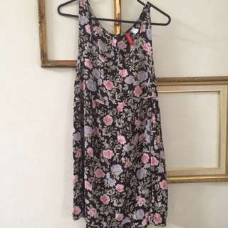 Floral Baby doll Dress H&M