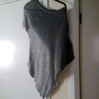 Uneven Hem Knit Valleygirl M-L