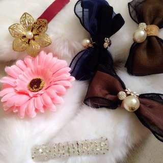 Last Piece Big Sale Korean Design New Hair Accessories