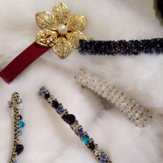 Luxury Korean Style New Hair Accessories