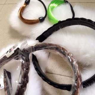 Korean Style New Hair Accessories(wig)