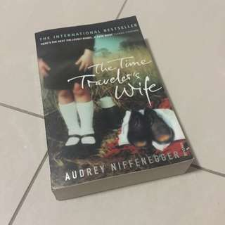 Audrey Niffenegger- The Time Travellers Wife