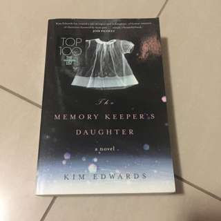 NEW Kim Edwards- The Memory Keepers Daughter